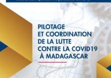 STEF/BULLETIN N°3 Pilotage et Coordination de la lutte contre la Covid19 à Madagascar