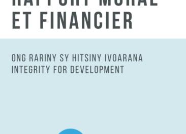 RAPPORT MORAL ET FINANCIER 2020