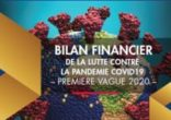 """STEF/BULLETIN N°5 Bilan financier de la lutte contre la pandemie Covid-19 """"Première vague 2020"""""""